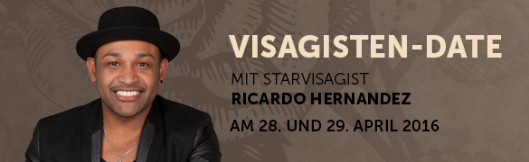 Visagisten-Date am 28. + 29. April 2016