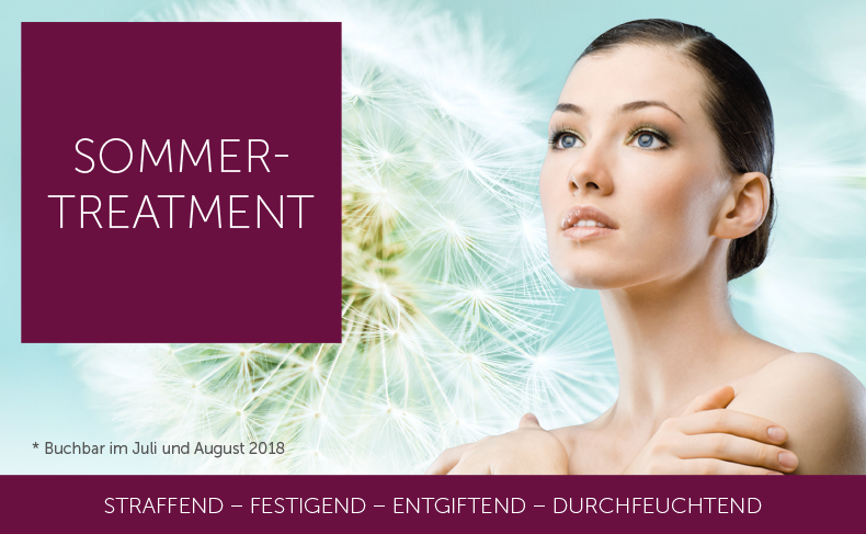 Sommer-Treatment